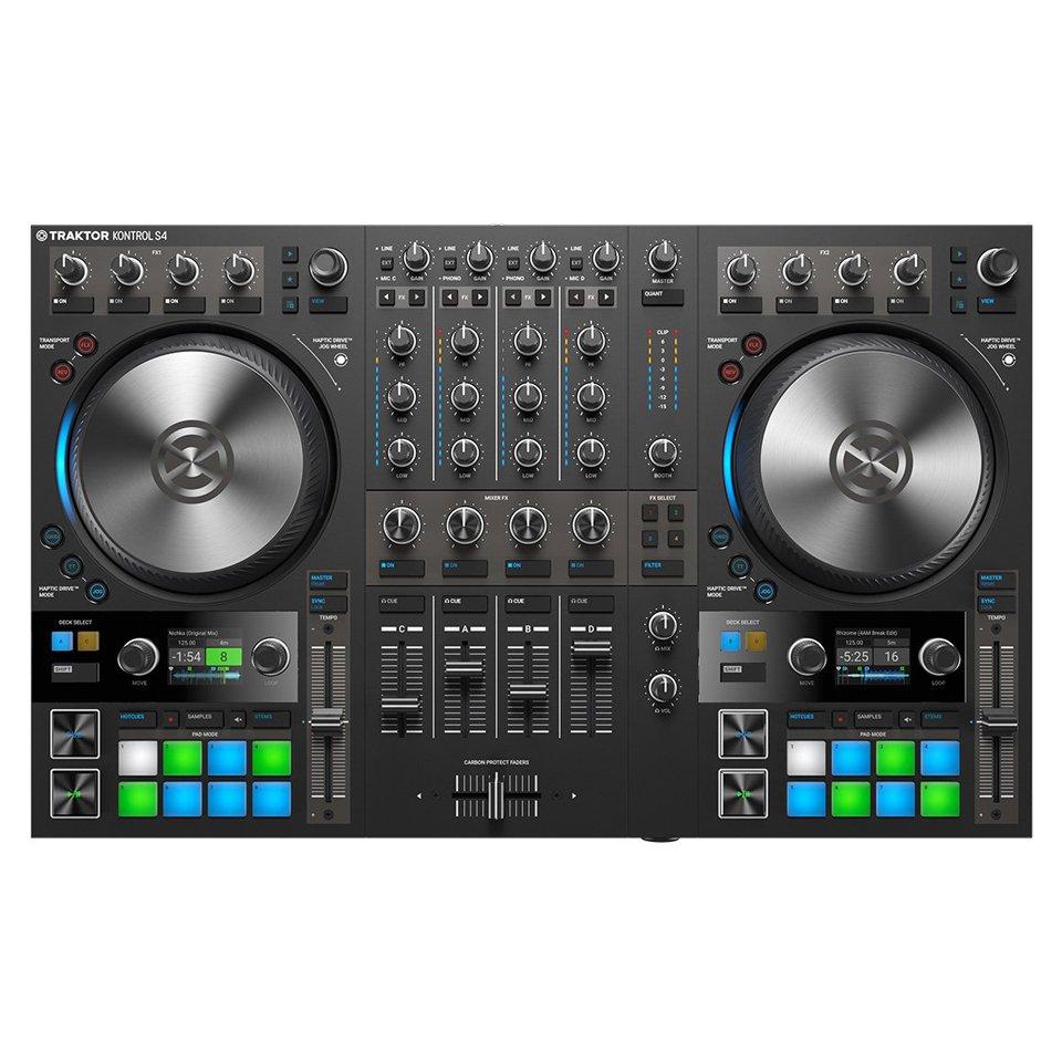 Native Instruments Traktor Kontrol S4 MK3 2-channel DJ Controller